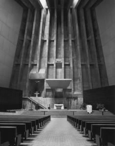 St. Francis de Salles Church, Marcel Breuer