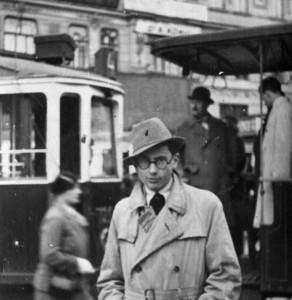 Paul Weidlinger in Zurich