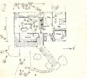 1953-Paul's Wellfleet sketch