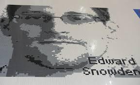 Edward Snoden LEGO