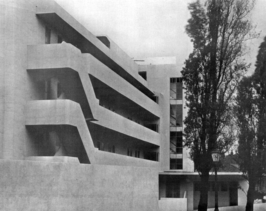 The Isokon Building