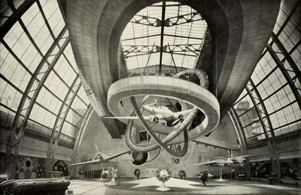 Aeronautics Pavilion