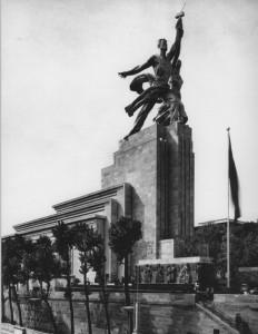 Soviet Pavilion
